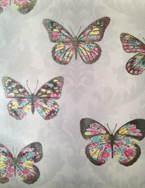Butterfly 02 Wallpaper